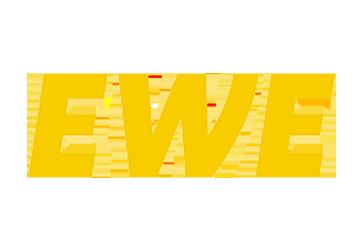 Logo Projektpartner EWE