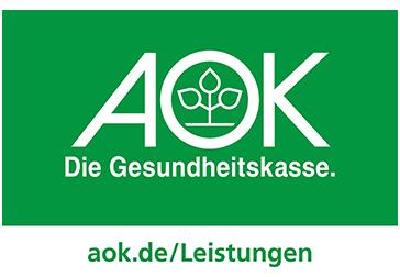 Logo Projektpartner AOK